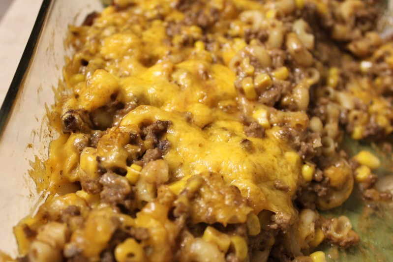 Fast and easy hamburger casserole recipes