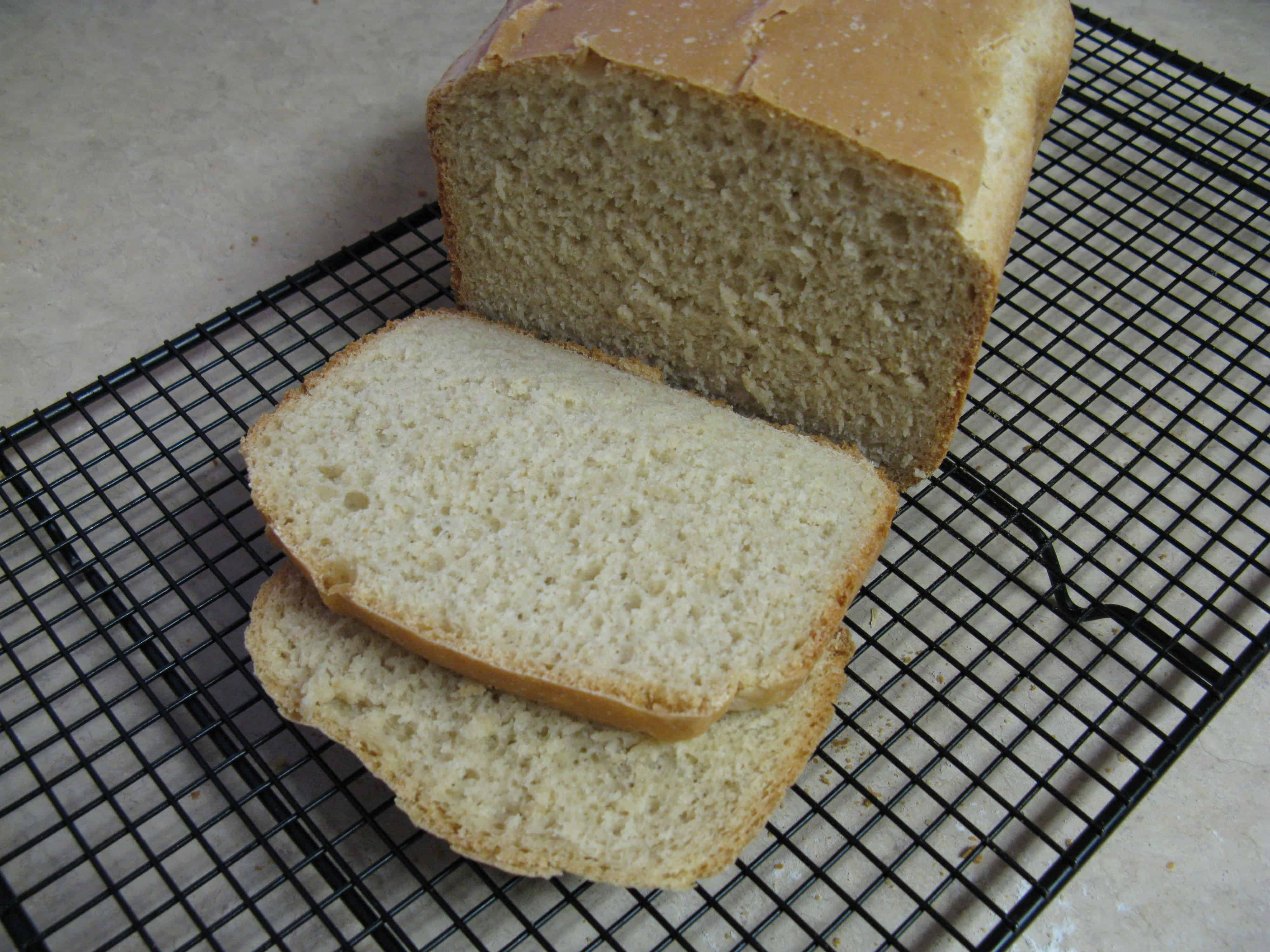 Bread Machine: Light Oat Bread - Tried and Tasty