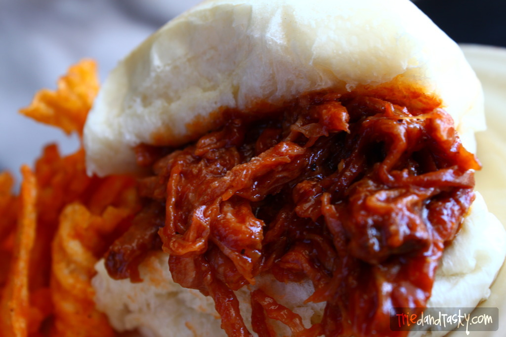 Crock Pot BBQ Pulled Pork - Tried and Tasty