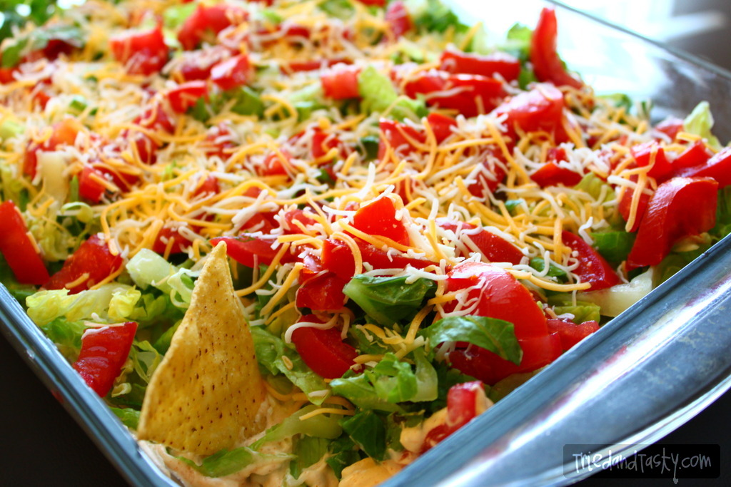 taco pizza taco seasoning i seven layer taco dip taco filling taco ...