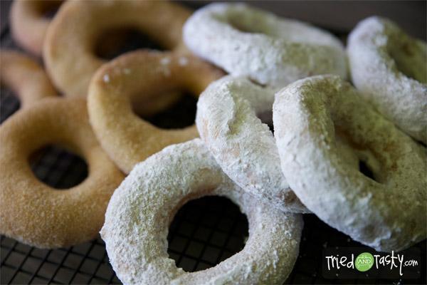 Rhodes Donuts // TriedandTasty