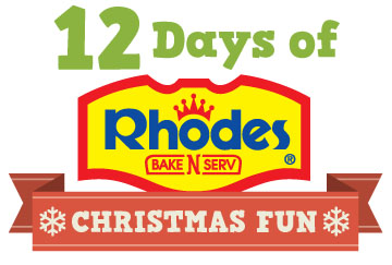 12 Days of Christmas Fun // Rhodes Holiday Dinner