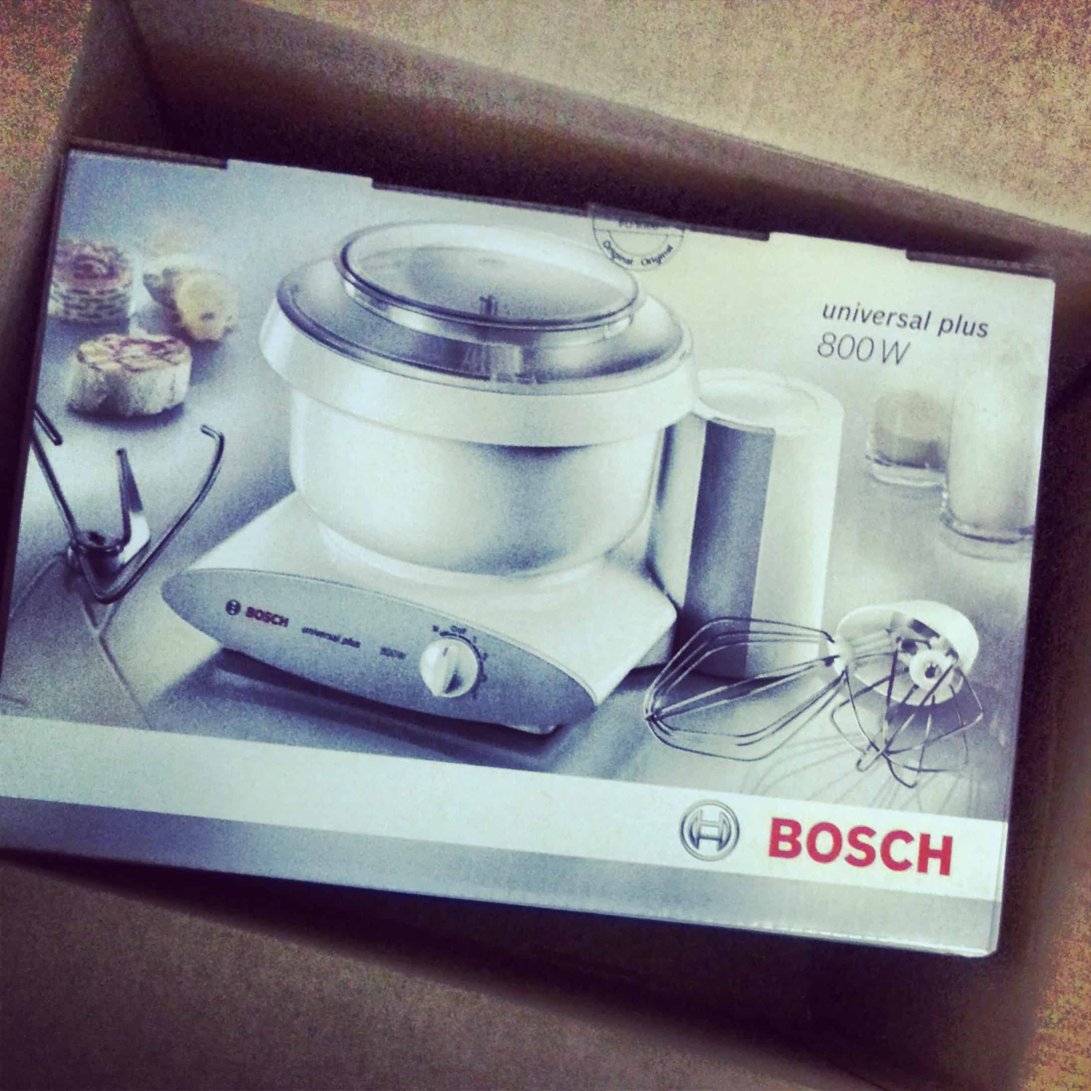 BOSCH Giveaway // Tried and Tasty