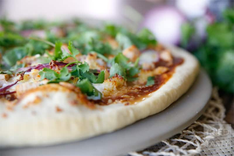 Copycat California Pizza Kitchen BBQ Chicken Pizza - Tried ...