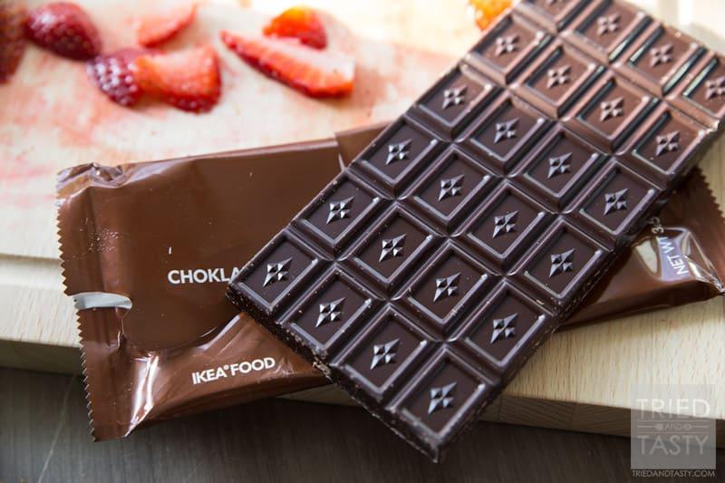 No Bake Chocolate Strawberry Icebox Cake | If you love chocolate ...