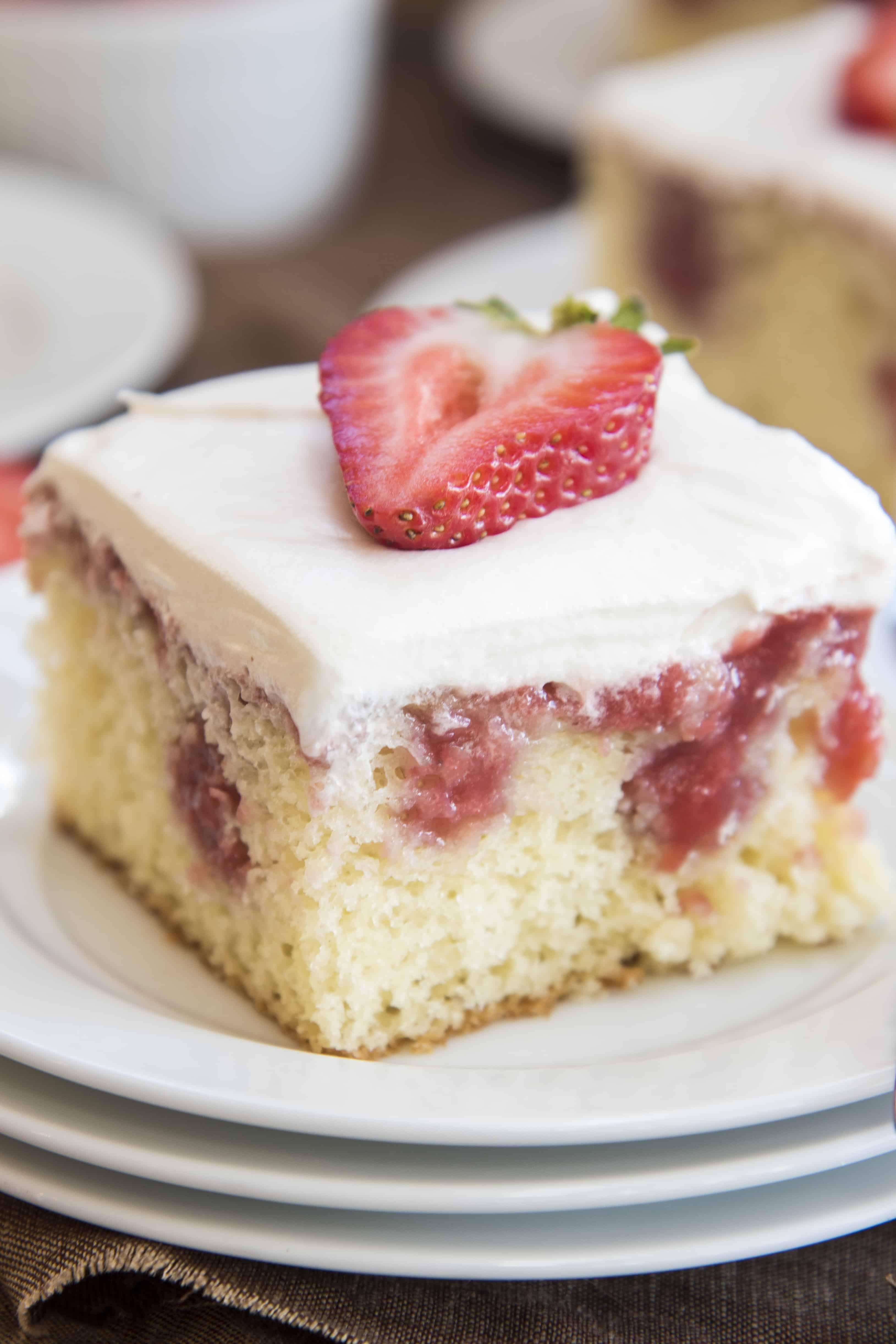 Strawberries And Cream Danishes A Kitchen Addiction