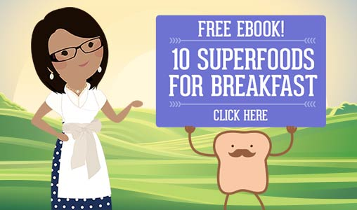 Free eBook - Superfoods for Breakfast