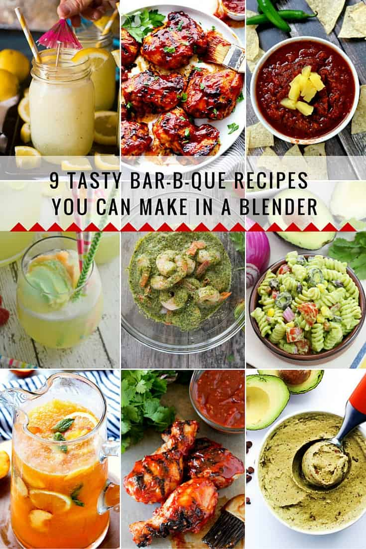 9 Tasty Recipes You Can Make In Your Blender