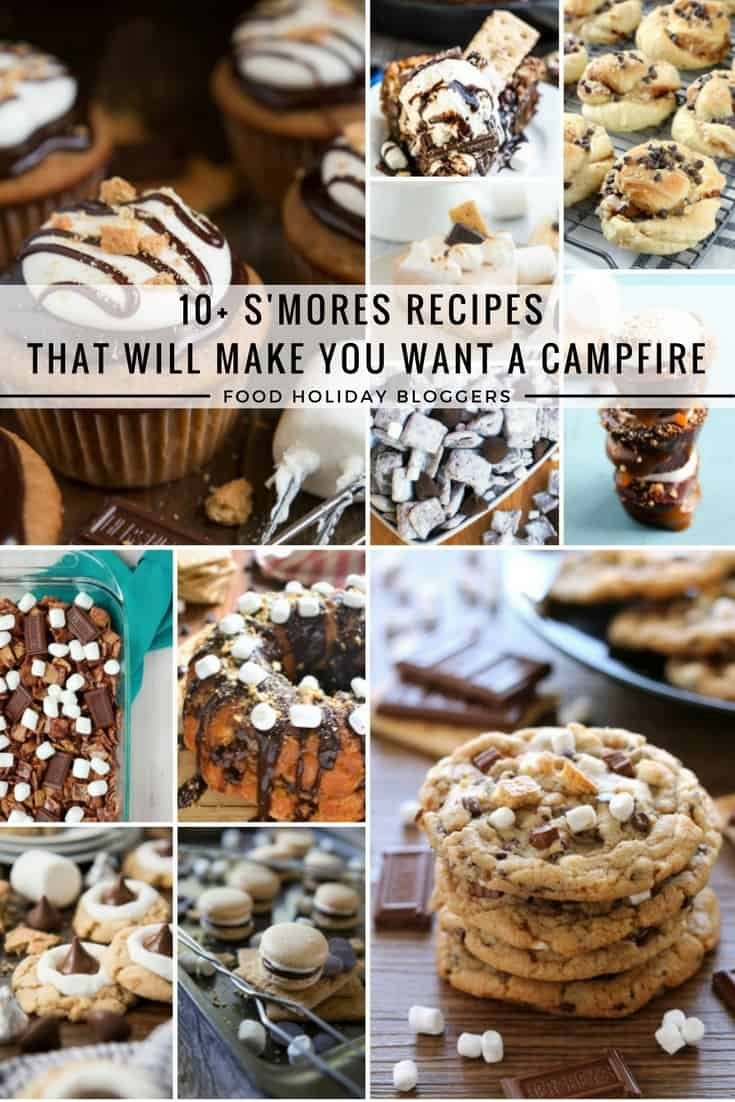 10+ S'mores Recipes That Will Make You Want A Campfire
